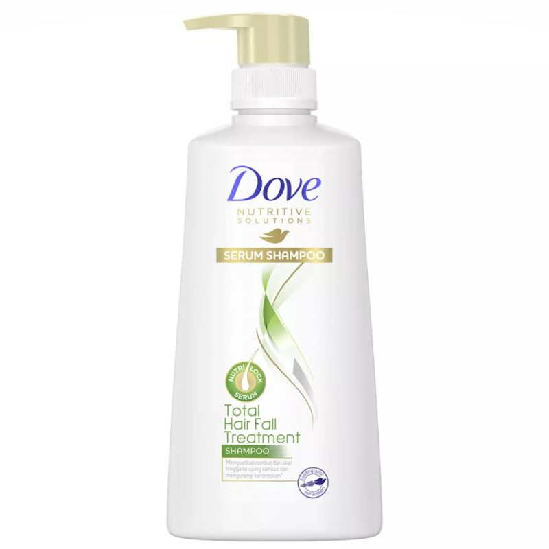 Shampoo Dove Total Hair Fall Treatment Nutritive Solutions Serum Shampoo 680 ml-2