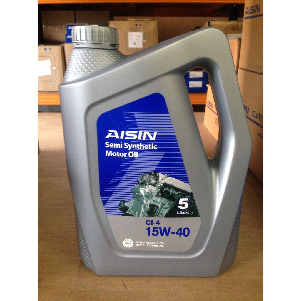 Aisin Oli Semi Synthetic Motor Oil Sn Cf 10w 40 Mesin Bensin 4 4t Pikoli Gaenwa Blend 10w40 800ml Liter Shopee Indonesia