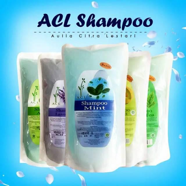 ACL SHAMPO REFFIL 1 KG ~ PROMOOO TERMURAH ~ ORIGINAL 100 %