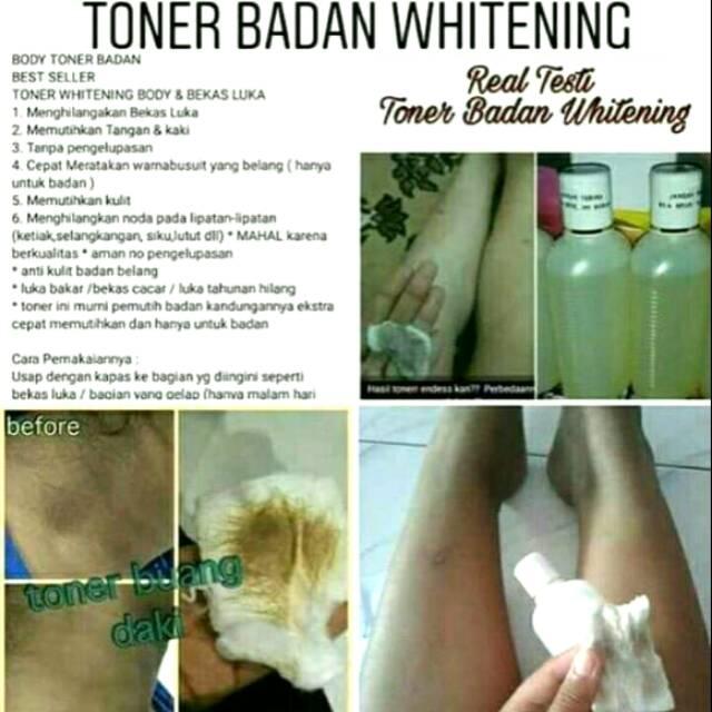 Bleaching salon / bleaching salon super / bleaching Whitening / bleaching kulit / bleaching original | Shopee Indonesia