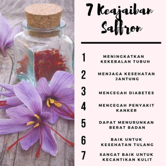 Saffron Spain Repack By Salam Jazirah Shopee Indonesia