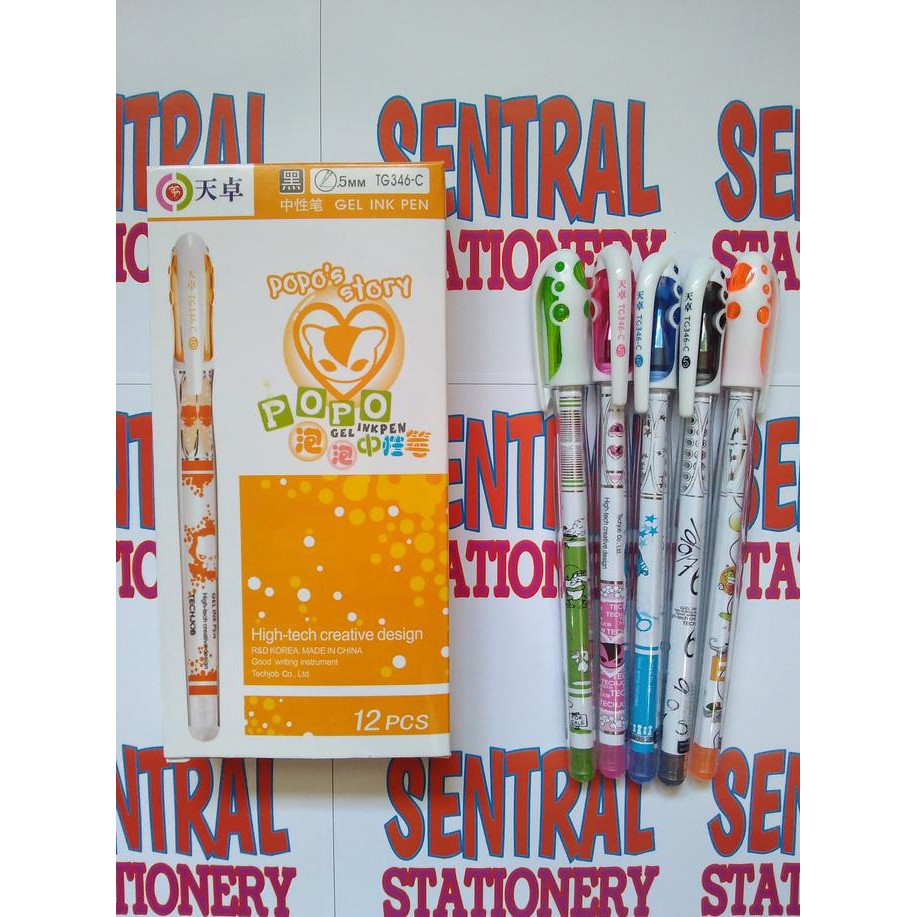 Best Seller Weiyada Isi Pen Gel Refill G681 Shopee Indonesia Joyko Gp 181 Batique 12 Pcs Tinta Hitam