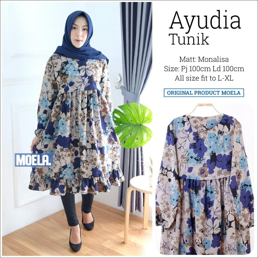 Best seller!!! 61116 tabita top baju batik wanita baju tunik atasan muslim  wanita  1f5a3ac392