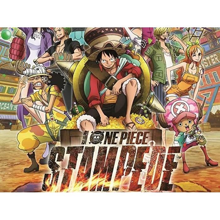 One Piece Movie 14 : Stampede (Anime One Piece)   Shopee ...
