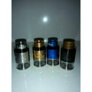 RDA GOON 24 By 528 Custom Vape Rebuildable Dripping Atomizer Tank Airflow 24mm . Source ·