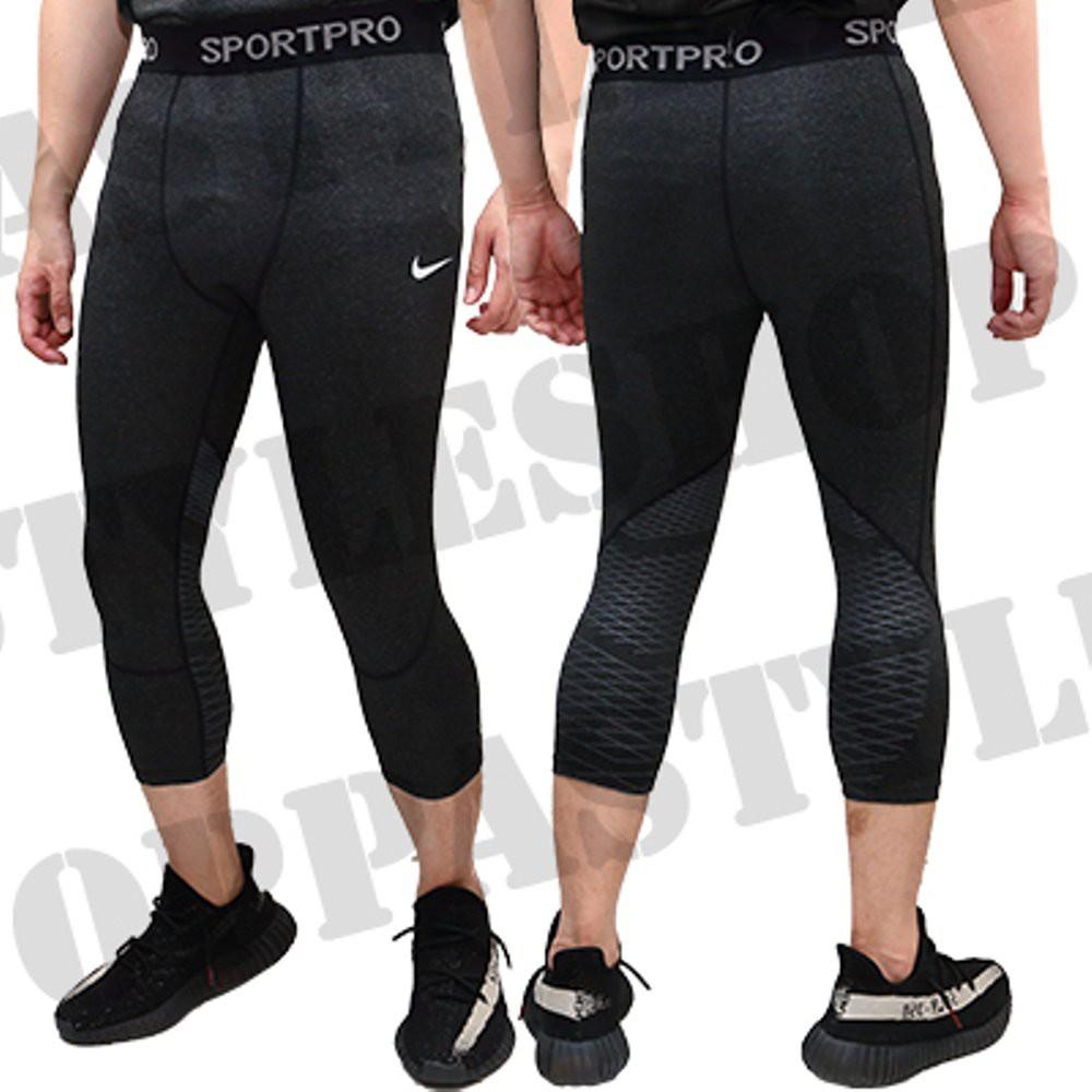 Jual Celana Legging Cowok Pria 7 8 Sport Under Armour Grade Ori Diskon Shopee Indonesia