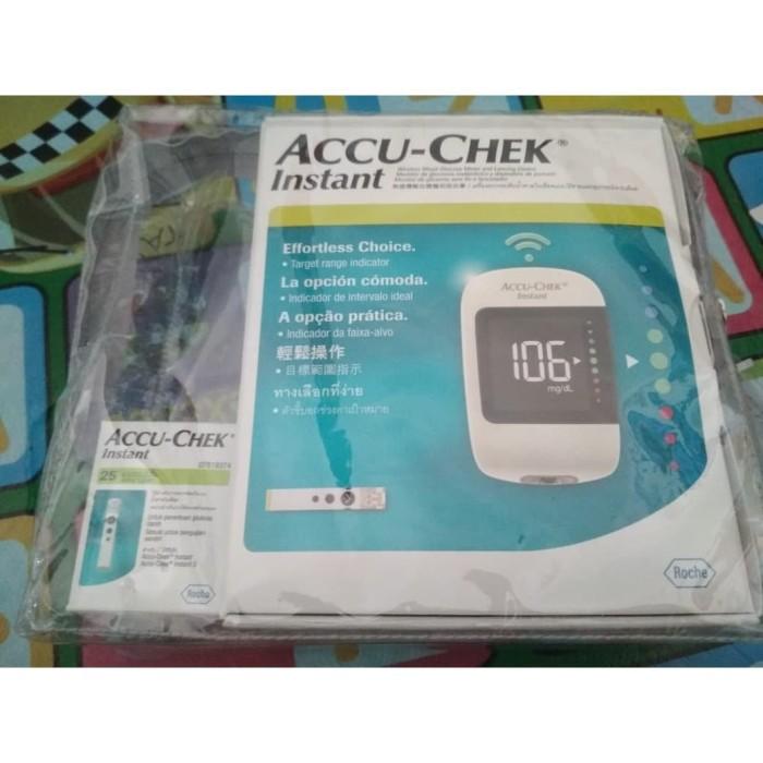 Alat Accu Check Instant Check Gula Darah