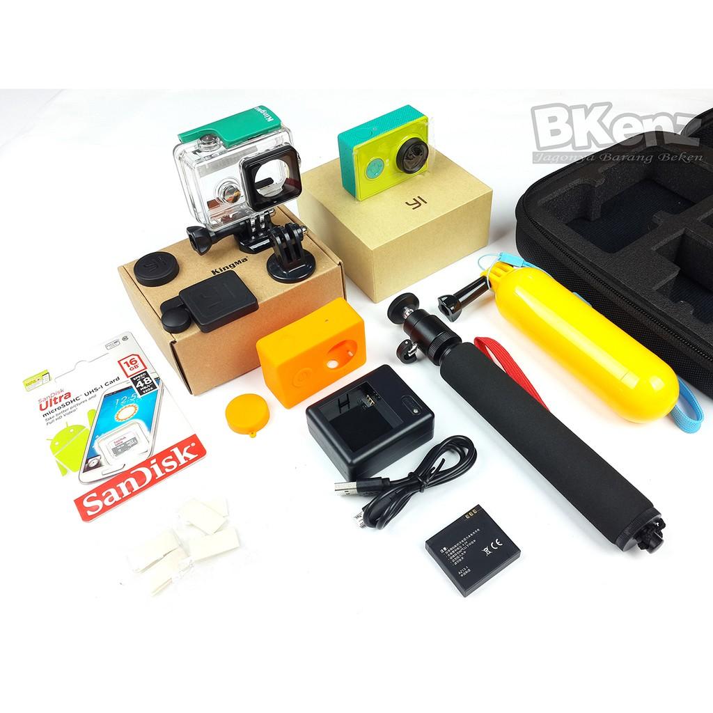 Fresh Brica B Pro5 Alpha Edition Mark Iis Ae2s Paket Komplit 4k 2s Ae 2 16gb Diskon Shopee Indonesia