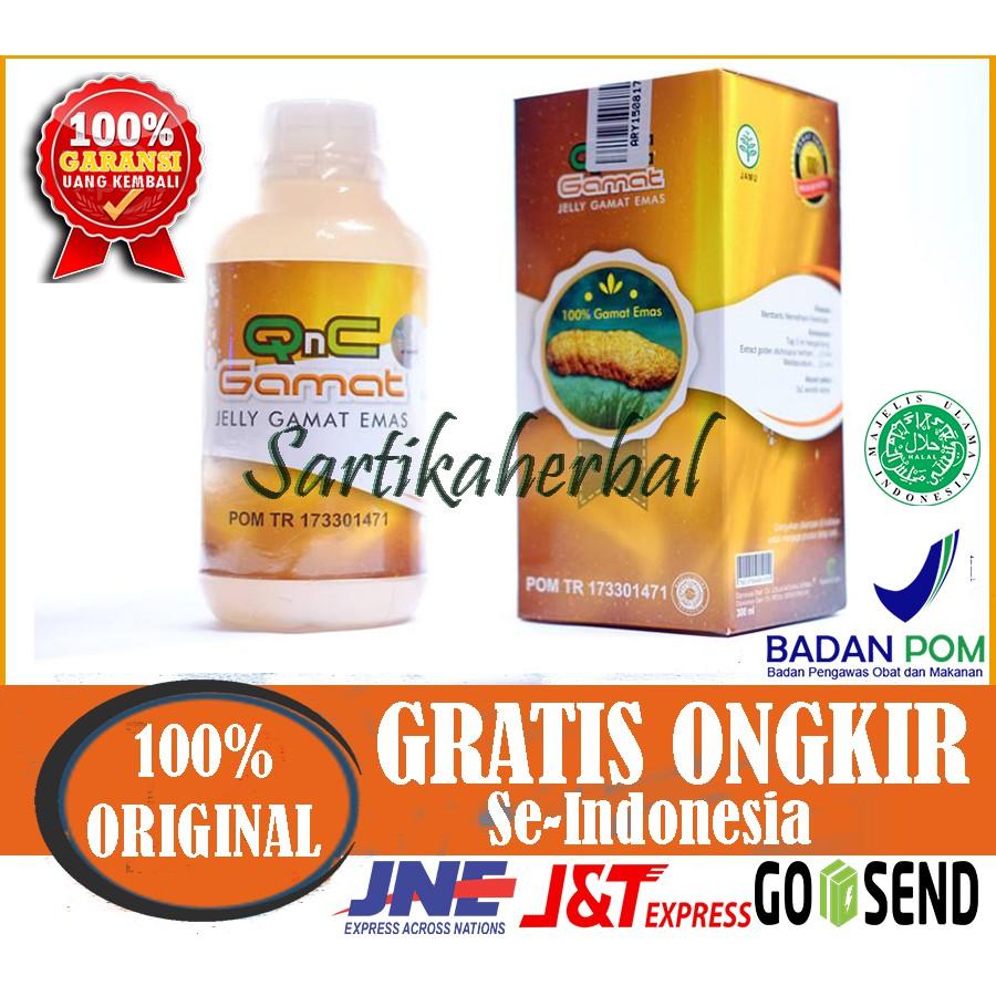 Jelly Gamat Qnc - Jeli Gamat - Jelly Gamat - Qnc Jelly Gamat   Bayar di tempat ( COD ) Pake J&T   Shopee Indonesia