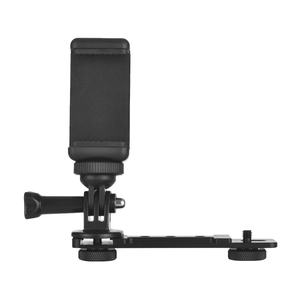 Smartphone Clip Holder Monitor Extension Bracket Support Mount Stabilizer for DJI OSMO Mobile 2 for