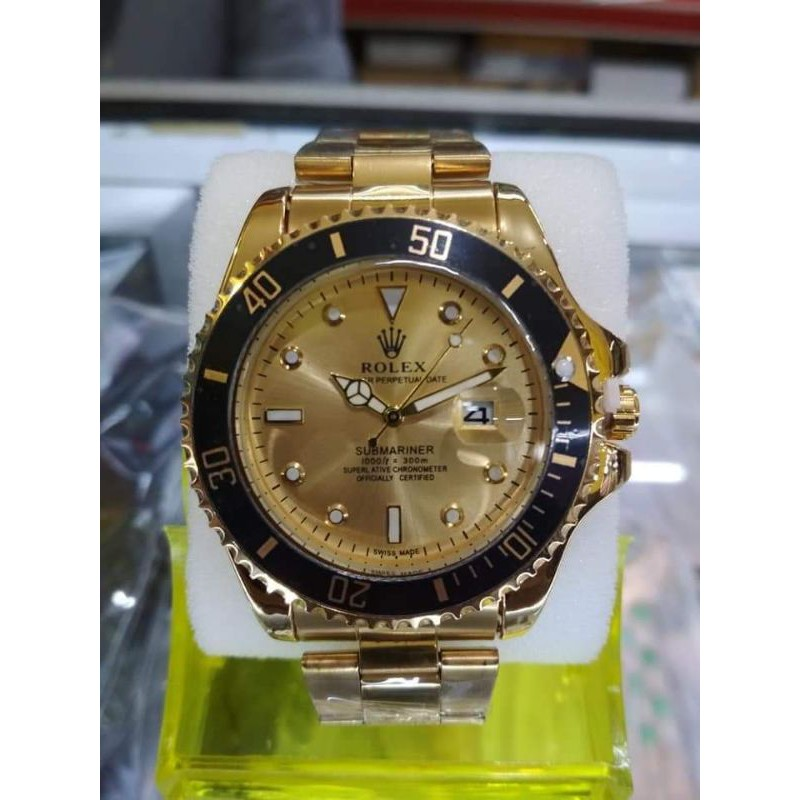 jam tangan pria rolex kw trend kantoran
