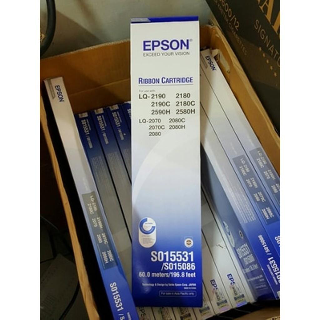 Wow Pita Epson Lq 1170 1150 7754 Original Promo Shopee Indonesia Ribbon Cartridge Compuprint Sp40 Plus