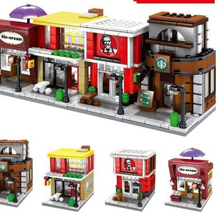 Diskom 12 12 Mainan Anak Lego Sembo Block Mcd Fast Food Mc Donald Shop Isi 150 Pc Shopee Indonesia