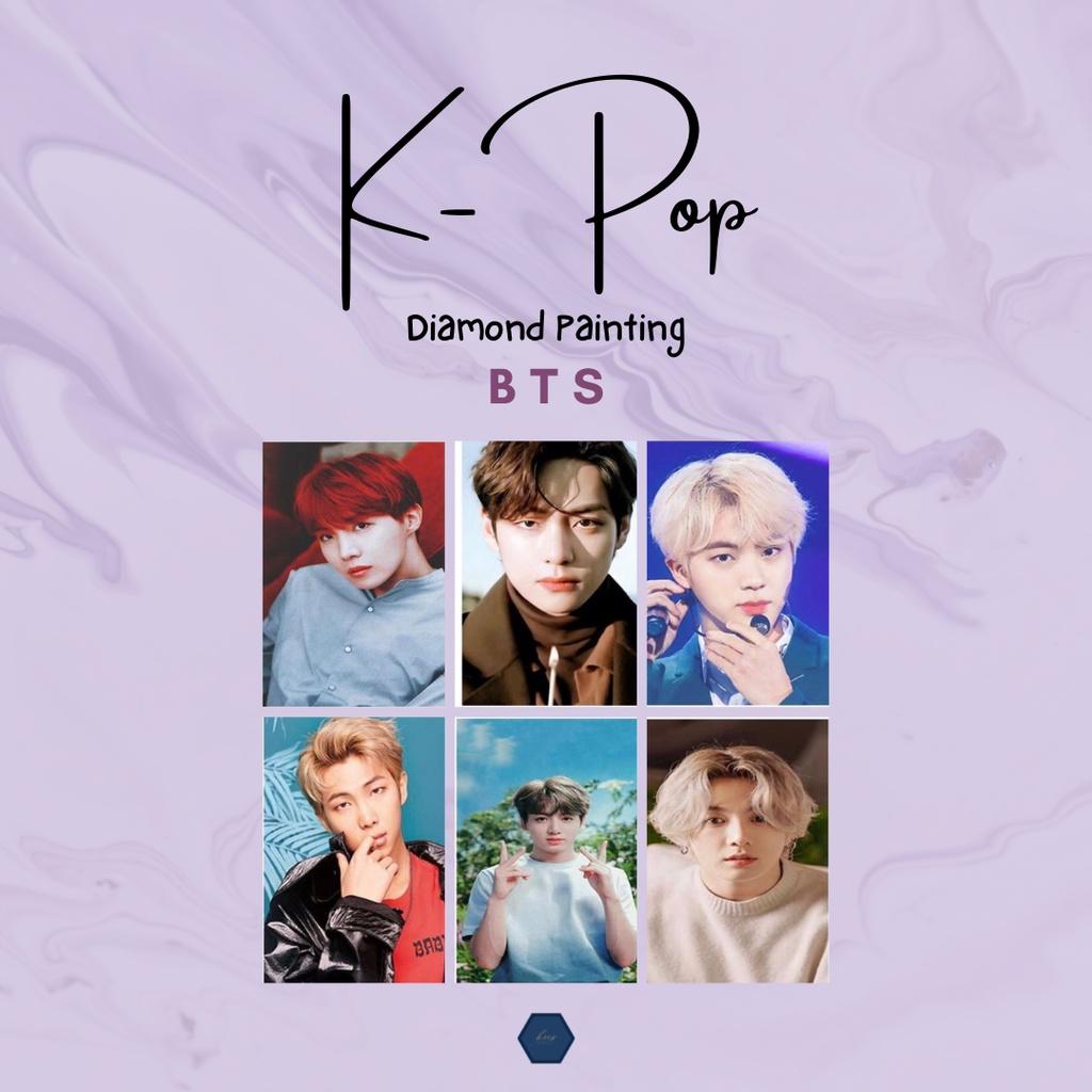 Harga Lukisan Diamond BTS Terbaru September 20   BigGo Indonesia
