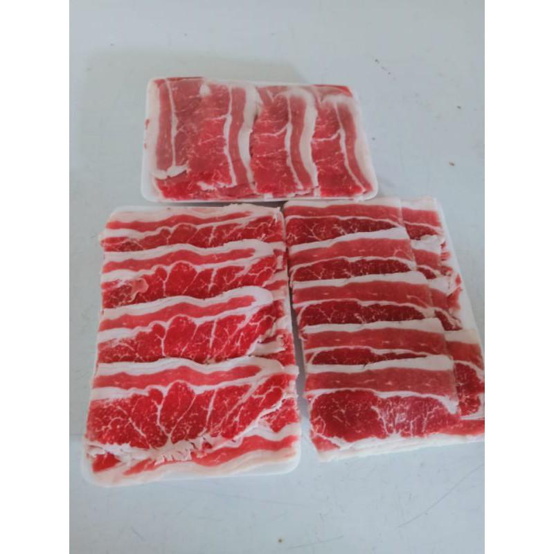 daging selice shortplate 500gr