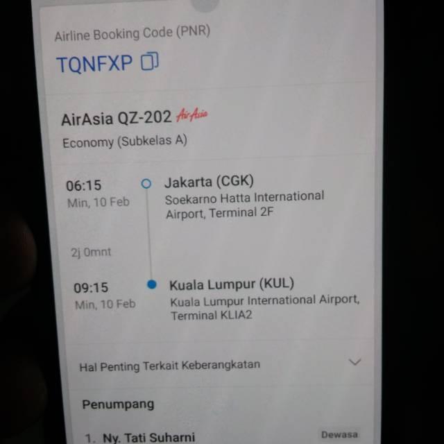 Tiket Pesawat Air Asia Jakarta Banda Aceh Shopee Indonesia