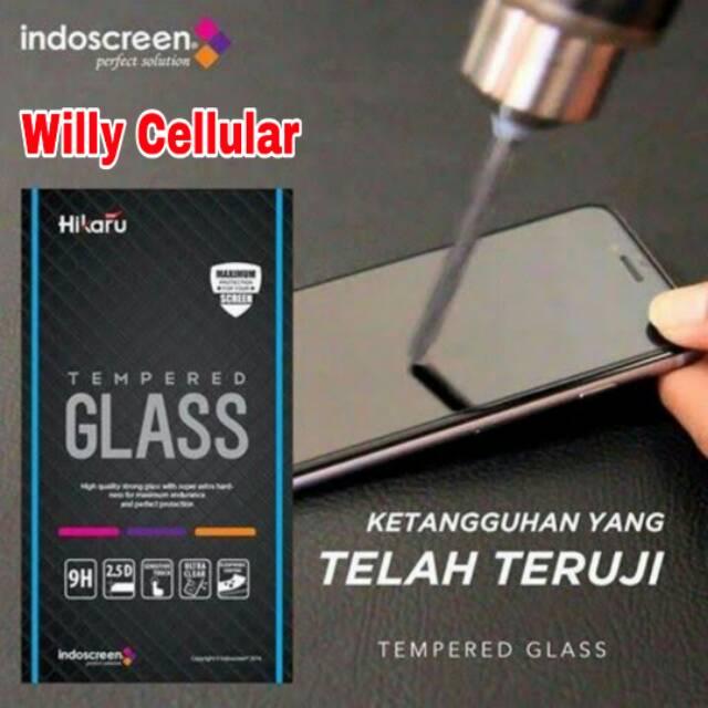 Tempered Glass Vivo Y51 Y53 Y55 Y55s - Anti Gores Kaca - Hikaru Indoscreen   Shopee Indonesia
