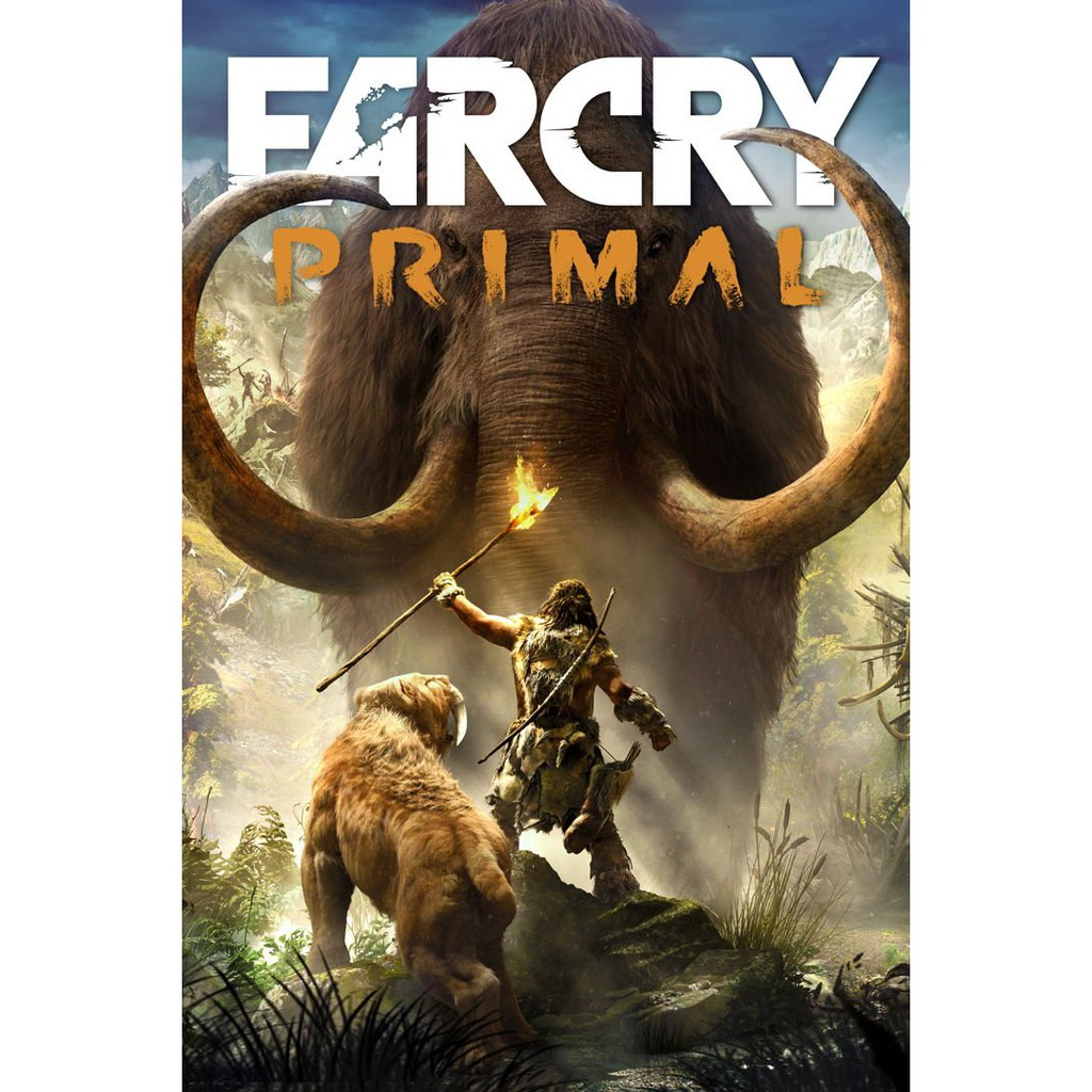 Far Cry Primal Apex Edition V1 3 3 All Dlcs Shopee Indonesia