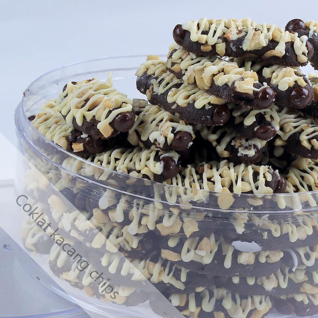 Aneka Kue Kering Khas Lebaran Via Cookies Bandung Shopee Indonesia