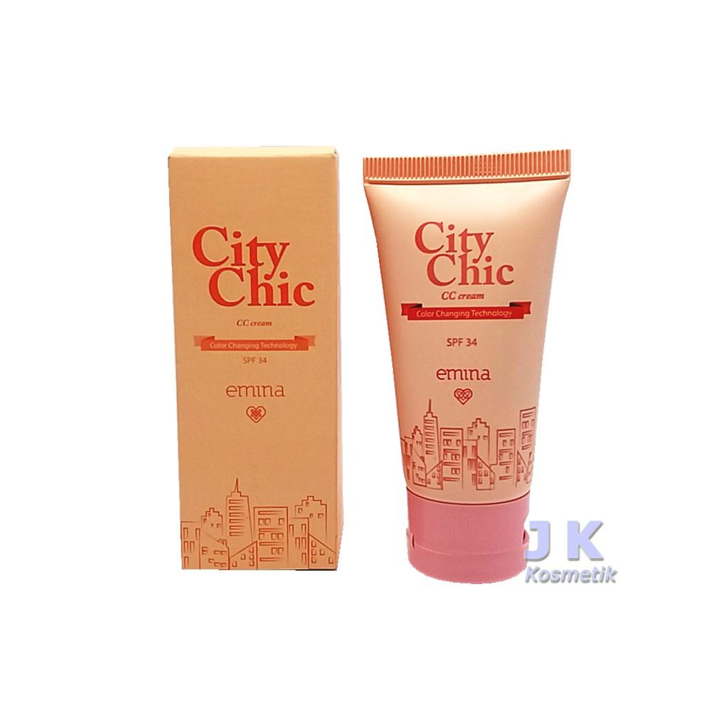 emina CC Cream City Chic SPF 34