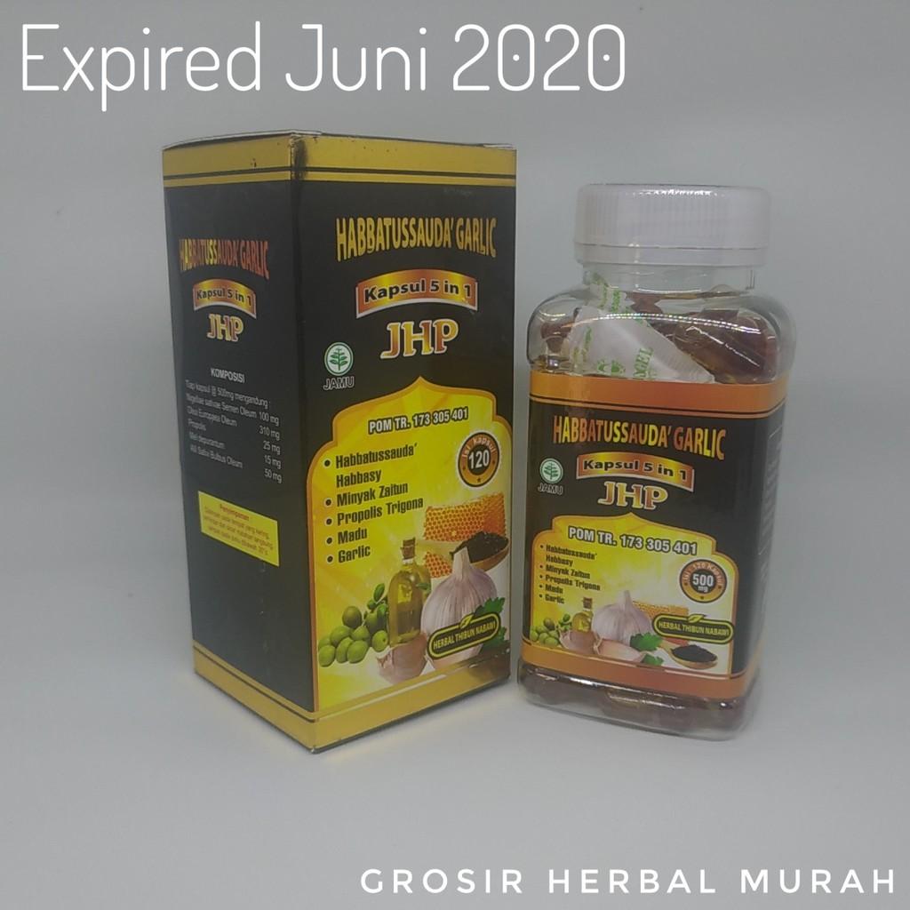 Minyak Habbatussauda Garlic Oil 5in1 Extra Propolis Trigona 70 Habatussauda Plus 200 Kapsul Shopee Indonesia