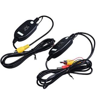 Transmitter Receiver Wireless untuk Kamera Mundur / Parkir Mobil on