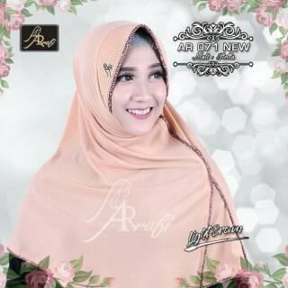 jilbab instan Bergo Veena Arrafi AR71N - best seller hijab kerudung. suka .