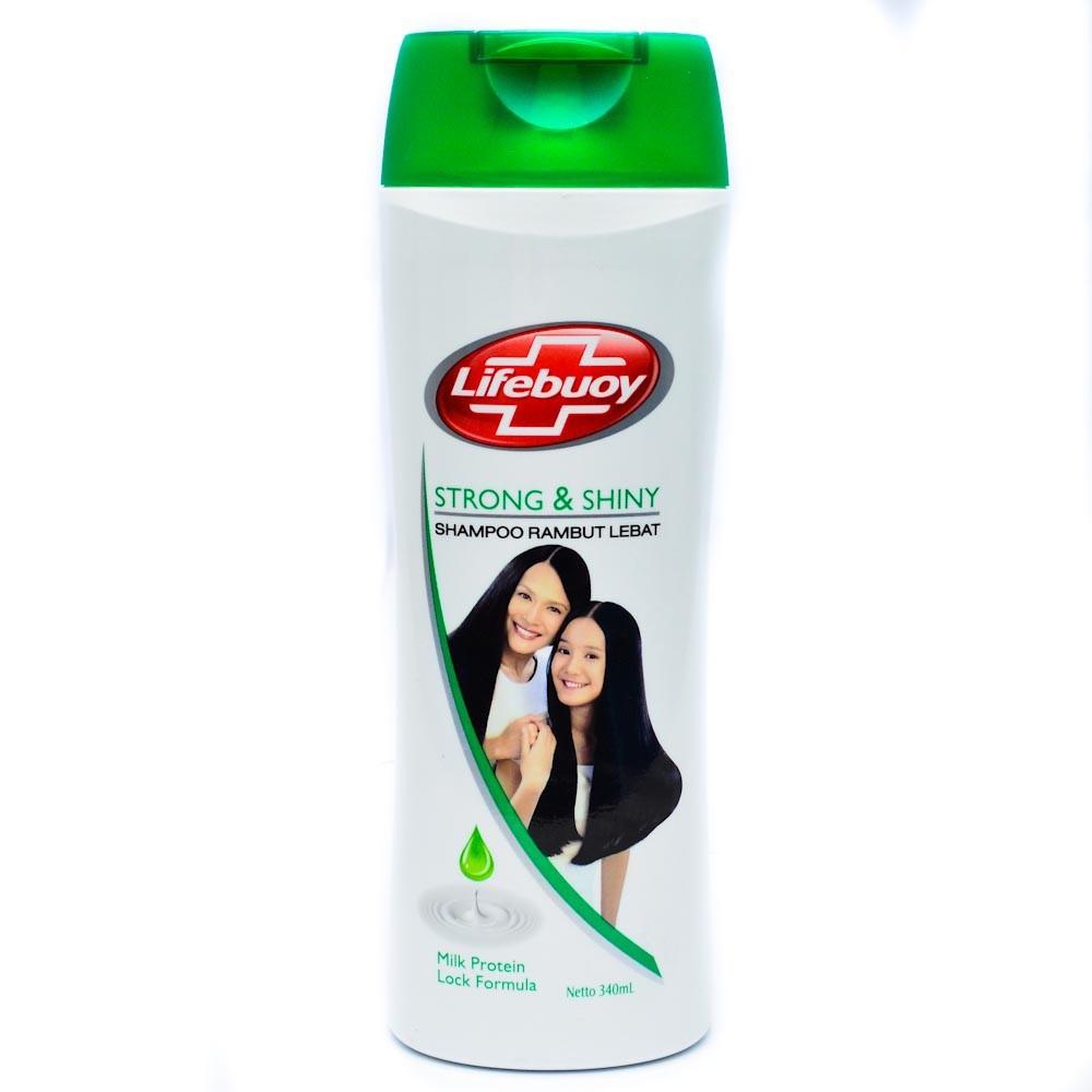 Lifebuoy Shampoo Kuat Berkilau Renceng Isi 12 Sachet Shopee Sampo Pantene 12sachet Indonesia