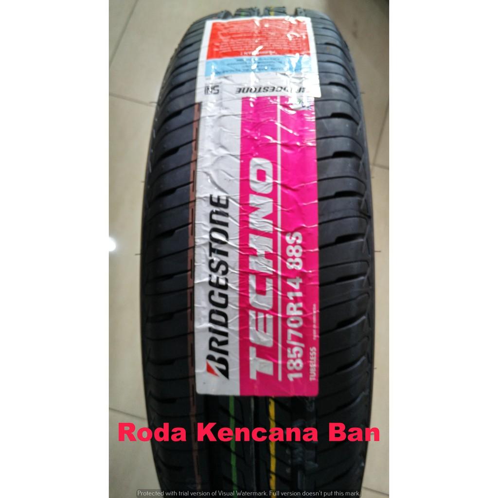 Bridgestone New Techno 185 70 R14 Ban Mobil Shopee Indonesia