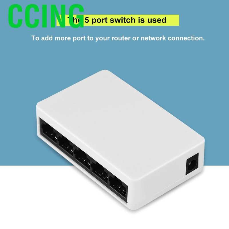 2 Ports 1x2 or 2x1 RJ45 Network Ethernet Port Switcher Modem Manual Sharing Switch Box Splitter Plug and Play