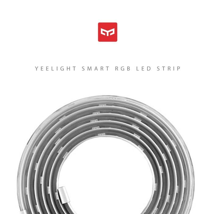 STOK TERBATAS Xiaomi Yeelight Smart Light Strip Color LED PROMO MURAH | Shopee Indonesia