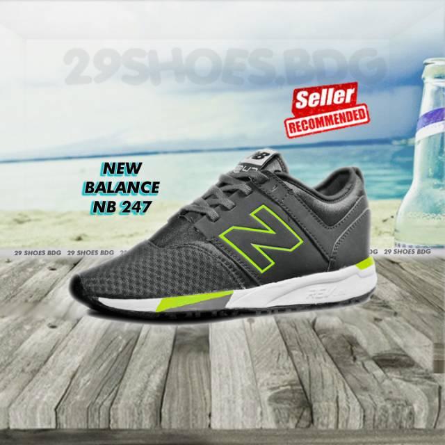 BEST SELLER!!! Sepatu NB 63d658564c