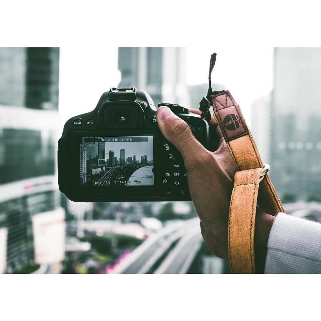 Strap Camera Tali Kamera London Shopee Indonesia Banana Dslr Slr Mirorrless