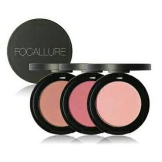 [26 GRAM] BLUSH POWDER COLOR MIX 11 Colors Face Mineral Pigment Blusher Blush Powder thumbnail