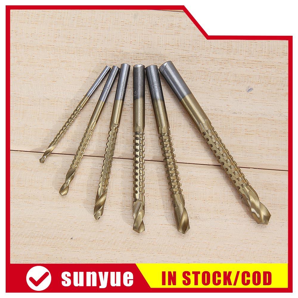Parts Drill Bit Set Kit 5pcs Rotary Tool CO M35 Cobalt For Metal Steel 1mm-5mm