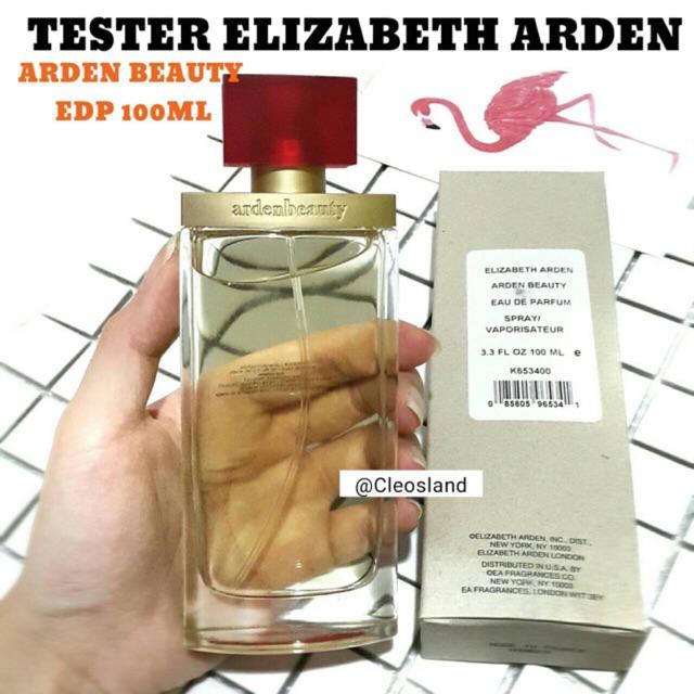 Parfum Original Tester Elizabeth Arden Beauty EDP 100ml (TANPA TUTUP) | Shopee Indonesia