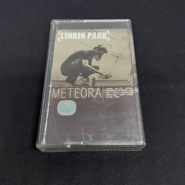 Kaset Pita Tape Linkin Park Meteora Shopee Indonesia