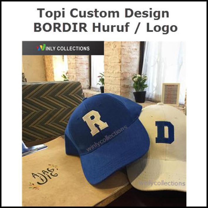 topi custom - Temukan Harga dan Penawaran Topi Online Terbaik - Aksesoris  Fashion Desember 2018  07118661ec