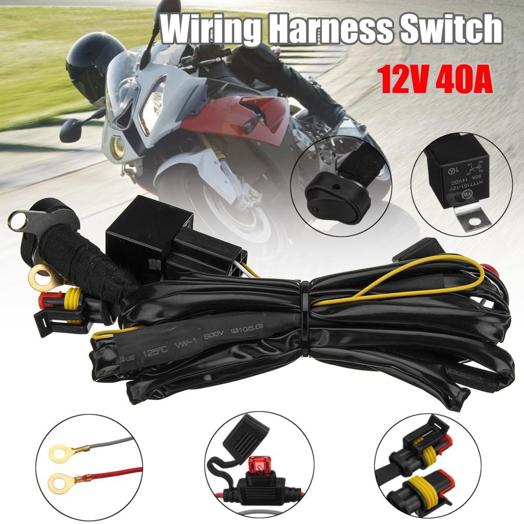 Bmw Motorcycle Wiring Harnes