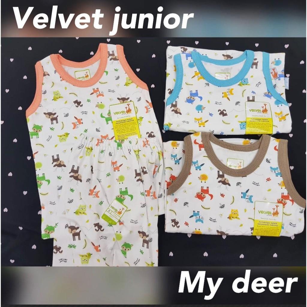 Best Seller Velvet Junior Popok Isi 3 Dino Playtime Tali Merk Health Termurah Shopee Indonesia