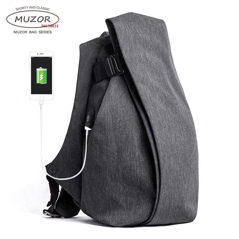 ✎Laki-laki bahu tas ransel kapasitas besar Korea versi komputer mahasiswa rekreasi fashion tren per