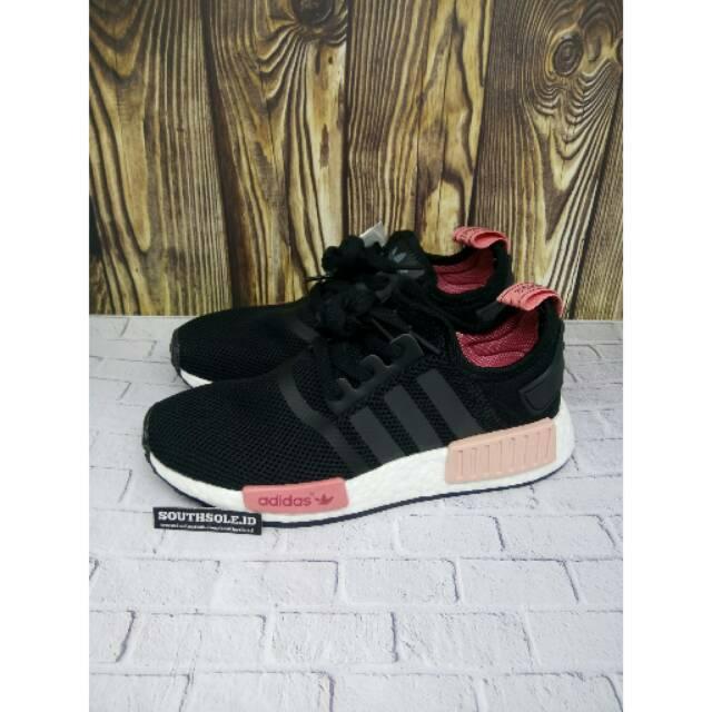 29697e546 Adidas Nmd R1 Tricolour Black