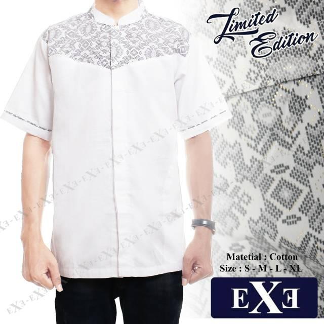Baju Koko I Baju Koko Batik I Baju Koko Batik Pria Hilman  6e80fcf226
