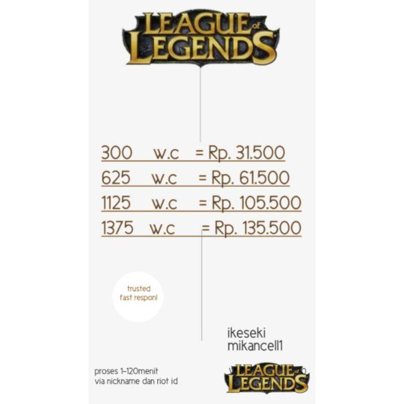 top up wild core league of legend wild rift