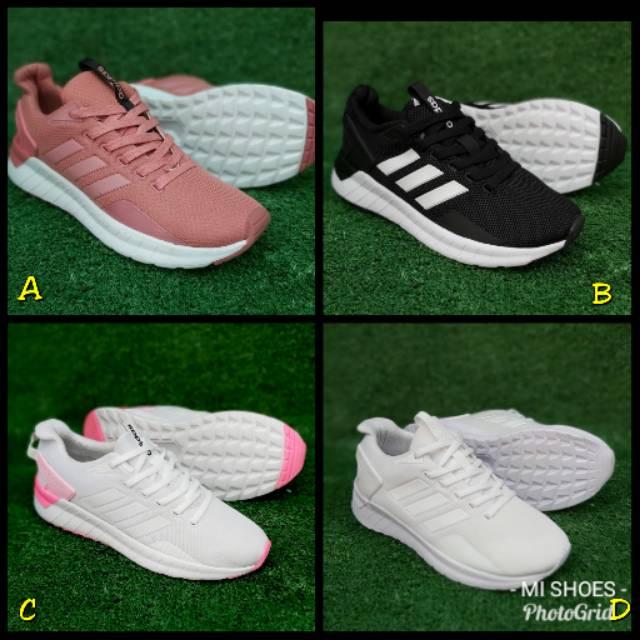 Obaral Sepatu Adidas Wanita Sepatu Olahraga Sepatu Running