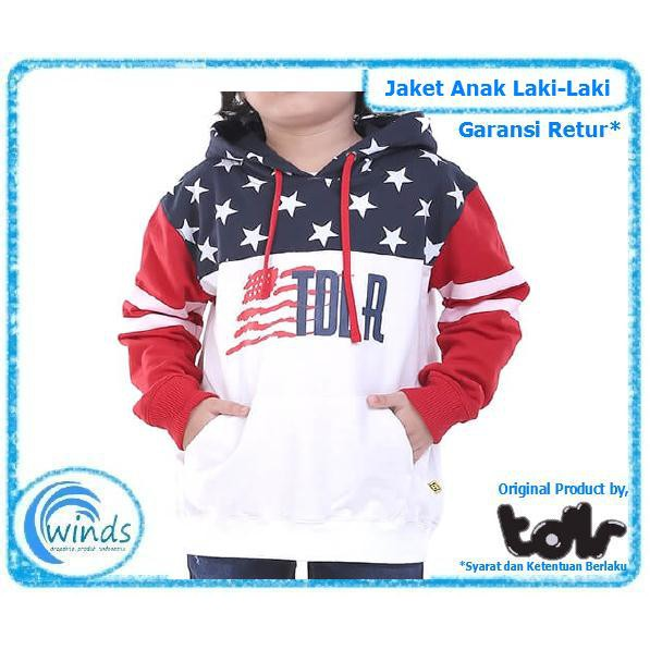 Sweater Anak Laki Laki Murah Jaket Hoodie Cowok Original TDLR ... bdadf9036a
