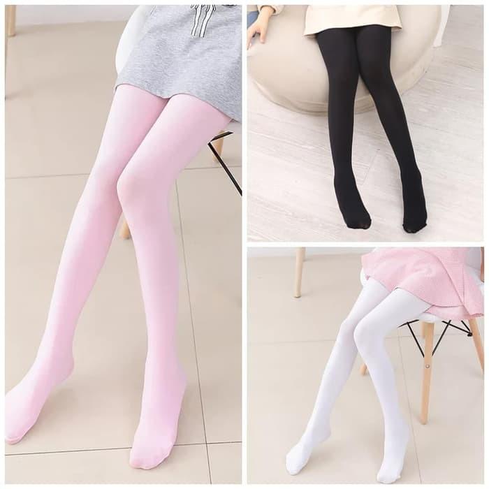 Promo Ga3084 Stocking Anak Import Stocking Halus Legging Kaos Kaki Anak Shopee Indonesia