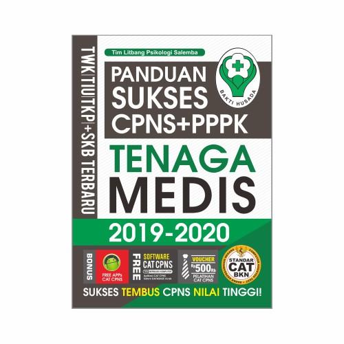 Buku Tes Cpns Pppk Tenaga Medis 2019 2020 Cpns Perawat P3k Farmasi Apoteker 2020