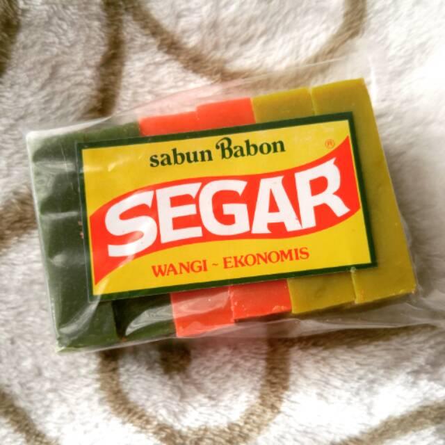 Sabun Babon Segar Shopee Indonesia