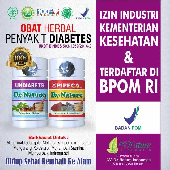 obat penyakit diabetes yang ampuh basmi